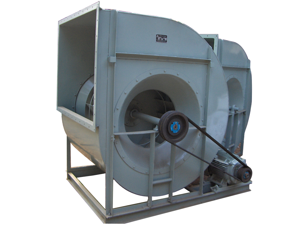 Centrifugal Fans And Blowers : Aerovent projects pvt ltd